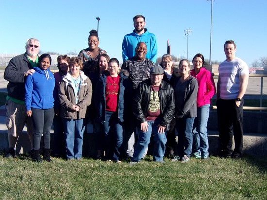 northridge staff in outdoor photo