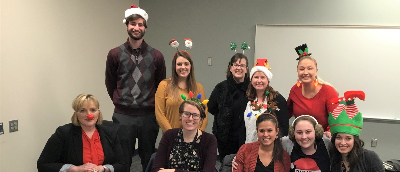 MCESC School Psychologists Holiday Get-Together