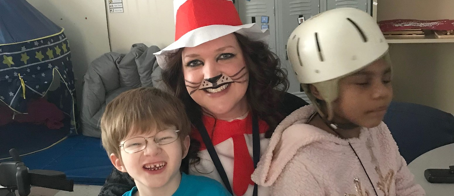 Dr. Seuss Day at Learning Center East