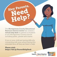 MONTGOMERY COUNTY PARENT HELP DESK