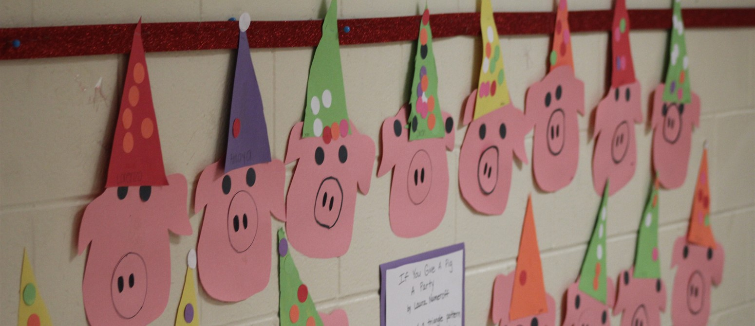 If You Give a Pig a Party - Hearing Impaired Preschool