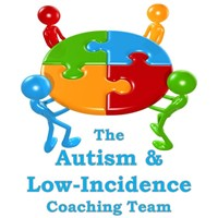 image of autism puzzle people